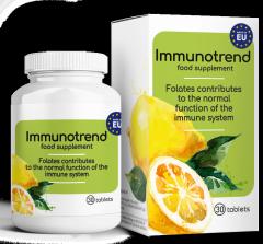 Immunotrend (Иммуннотренд) - капсулы для повышения иммунитета