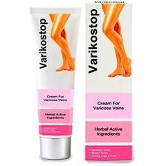 Varicostop (Варикостоп) - крем от варикоза