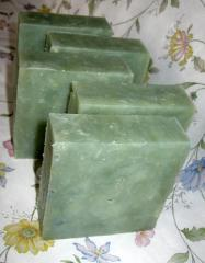 Children's soap of handwork of Artyomk