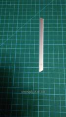 Лезвия трапециевидные для резки стеклоровинга