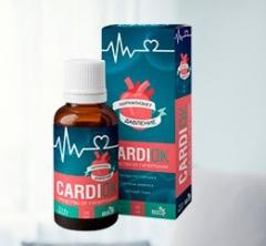 CardiOK (КардиОК) - капли от гипертонии