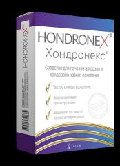 Hondronex (Хондронекс) - крем для здоровья суставов