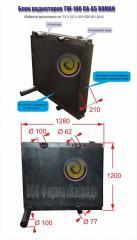 Блок радиаторов TW-100 CA-A5 ROMAN