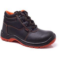 Ботинки с металлическим носком на полиуретановой