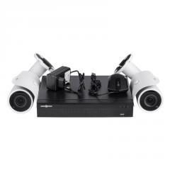 Комплект видеонаблюдения на 2 камеры Green...