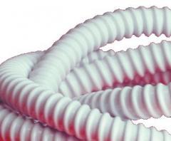 Труба 10мм ПВХ армированная гофрированная гибкая