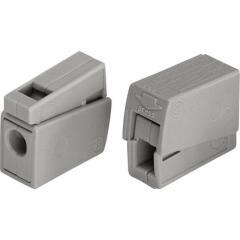 Клемма 1,0-2,5 мм² для осветительных приборов с
