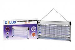 Ловушка для насекомых 3х20Вт G13 AKL-40 Delux