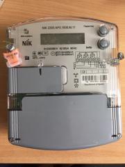 Счетчик NIK 2303 AP3.1000.M.11 5-120А трехфазный