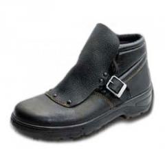 "Обувь, Ботинки сварщика ""Профи"""