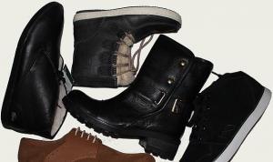 Оптом брендовая обувь (зима) сток