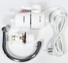 Проточный водонагреватель Holmer 3 кВт, до +60