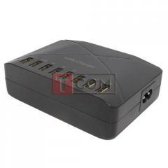 Сетевая зарядка на 8 гн.USВ (AC 220V/ DC 5V...