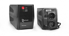 ИБП Ritar RTP500 (300W) Standby-L ЛЕД AVR...