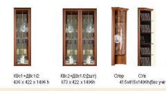 Doors for sliding wardrobes (glass)