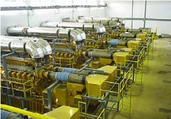 Газопоршневие теплоелектростанції (когенератори)
