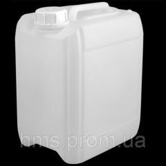 5 л канистра тара емкость HDPE полиэтиленовая
