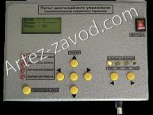 Remote Control (RC) of TU U 31.2-01056729-031:2008