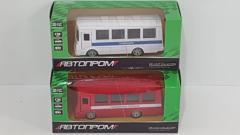 """Автобус метал """"АВТОПРОМ"""",1:32,3"""