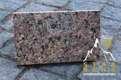 Granite facing tile