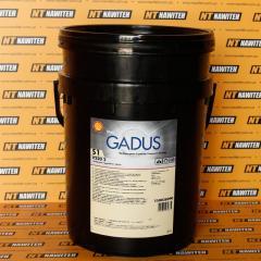 Пластичная смазка Shell Gadus S1 V220 2 18 кг