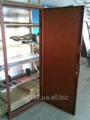 Дверь металлическая. Заготовки для производства