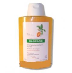Шампунь Клоран Питательный с маслом манго для