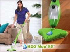 Паровая швабра H2O Mop X5 - пароочиститель
