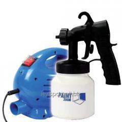 Краскопульт Paint Zoom Пейнт Зум - прибор для покраски