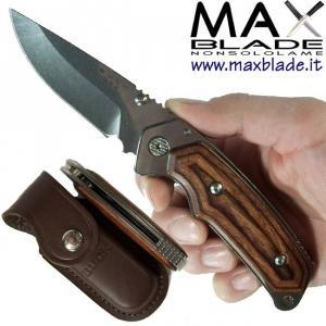 Американский нож Buck Alpha Hunter Folder