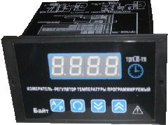 The measuring instrument – TRP08-TP temperature