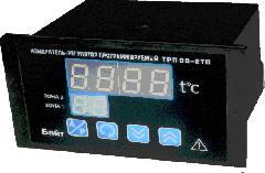 The measuring instrument - temperature regulator