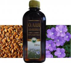 Flax seed oil/linseed oil