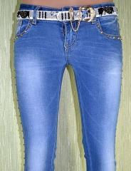 Стильные джинсы danpaisi А292