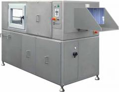 The unit for KOMPO-AKVA 400 container sink.