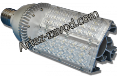 LED lamp to the street lamp for external