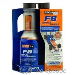 F8 Complex Formula (Diesel) - защита дизельного
