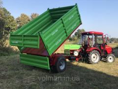 Прицеп тракторный самосвальный П3530 -3, 5