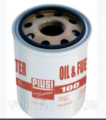Фильтр тонкой очистки CF100 для очистки дизельного