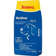 Замінники молока для собак, Josera Active 25/17