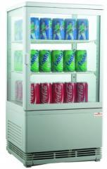 Case refrigerating desktop FROSTY RT58L-1