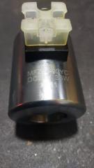 Электромагнитная катушка соленоид с сердечником