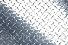 """Алюминиевый лист рифленый """"Диамант"""" 1050"""