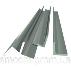 Уголок алюминиевый АМГ5 ПР 100-7*6000 20х20х2