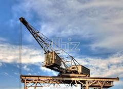 Equipment crane Zhytomyr, sale, Kiev