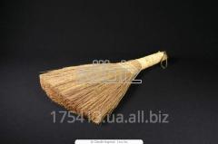 Sorghum brooms, brooms economic