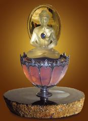 BUDDHA'S FIGURINE