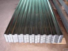 Metalprofile on fences China