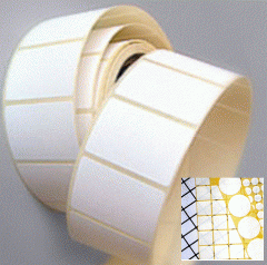 Пленка и бумага для изготовления само клеящихся
