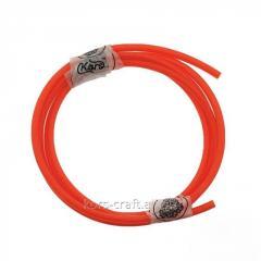 Шланг полиуретановый красный 8х5.5 мм.